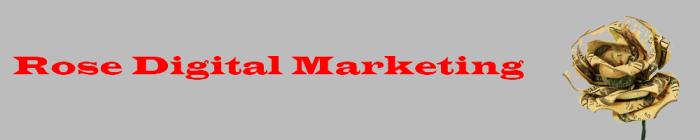 image of rose digital marketing logo on the about rose digital marketing page
