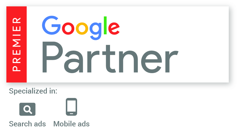 Google Premier Partner badge